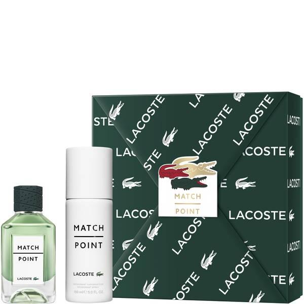 Lacoste Match Point For Him Eau De Toilette 100ml Gift Set