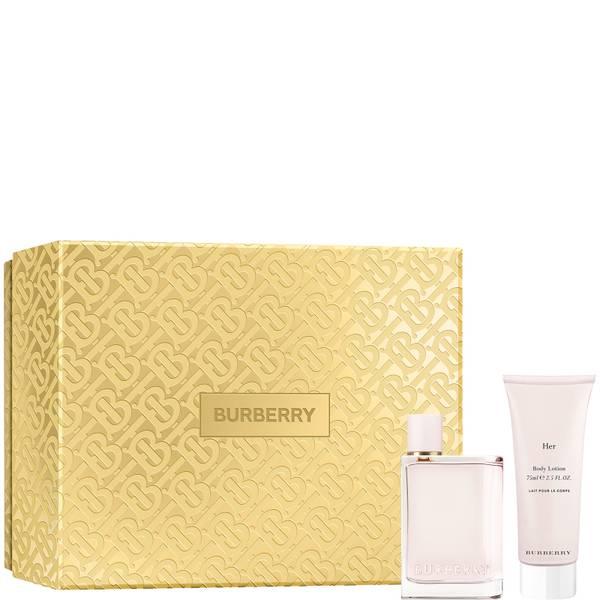Burberry Her Eau De Parfum 50ml Coffret Cadeau