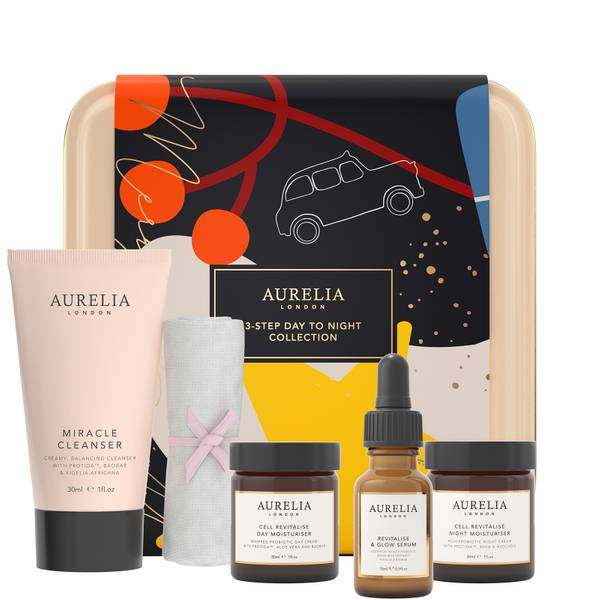 Aurelia London 3-Step Day To Night Collection