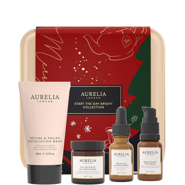Aurelia London Start The Day Bright Collection