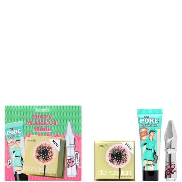 benefit Merry Makeup Minis Gift Set