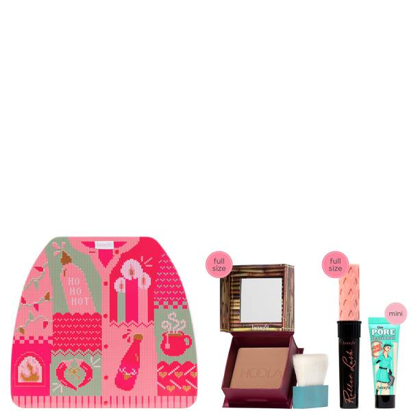 benefit Hot for The Holidays Gift Set (Worth £63.50)