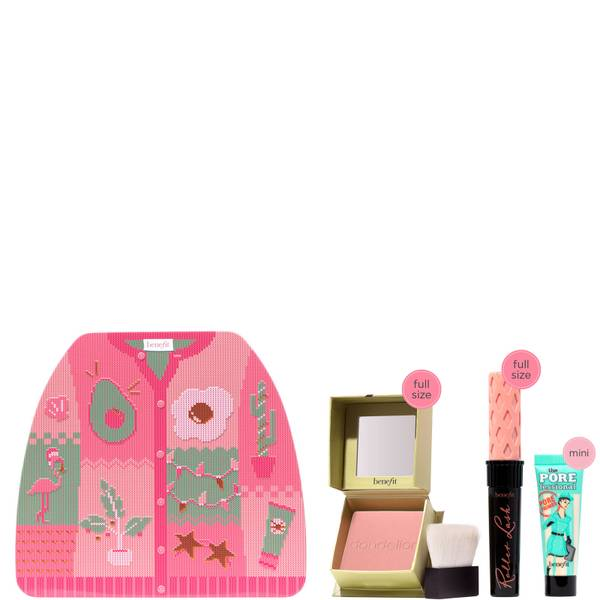 benefit Bright Holiday Beauty Gift Set (Worth £63.50)