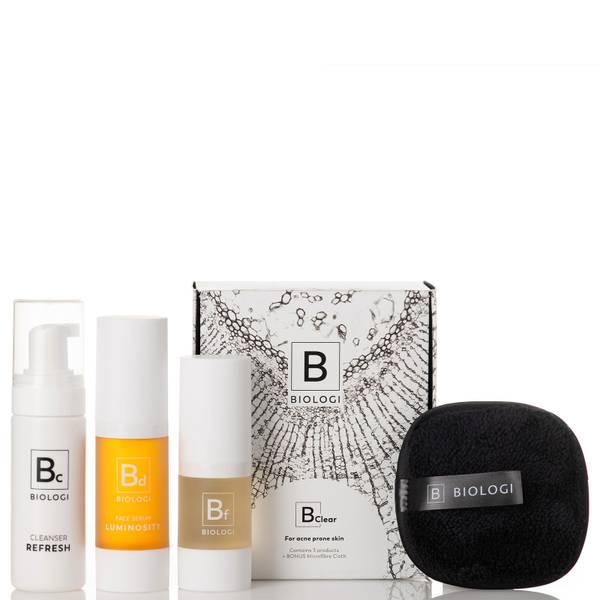 Set Clear Skin Concern for Acne Prone Skin Biologi B