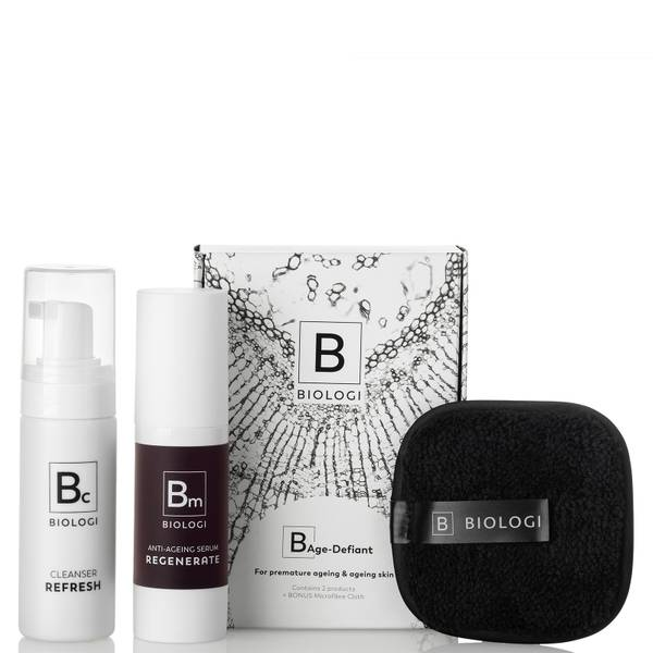 Age-Defiant Skin Concern Bundle for Premature Ageing and Ageing Skin Biologi B