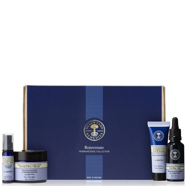 Neal's Yard Remedies Rejuvenating Frankincense Collection (£80.00)