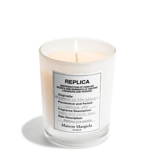 Maison Margiela Replica Whispers in The Library Candle 165g