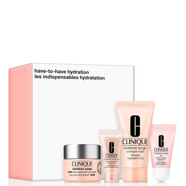 Clinique Have-To-Have Hydration Set (Worth £42.81)