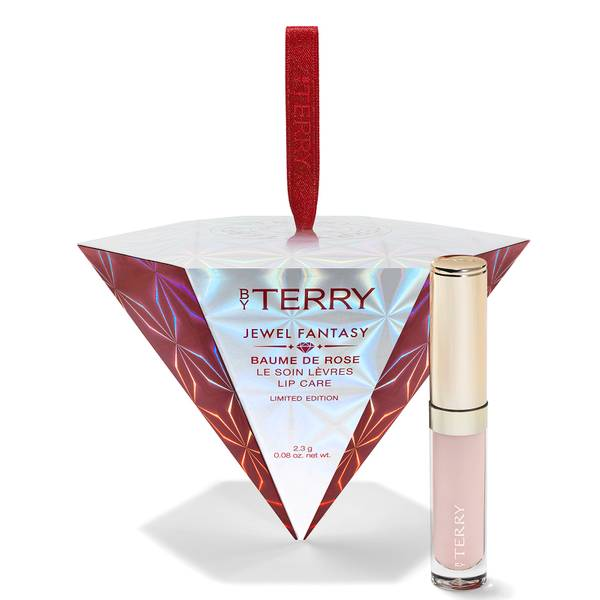 By Terry Jewel Fantasy Baume De Rose Bauble Lip Balm 2.3g