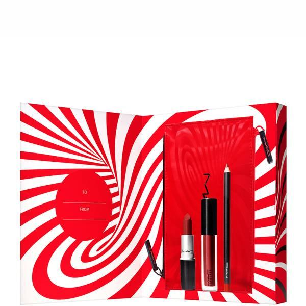 Kit lèvres MAC Best-Kept Secret - Rouge