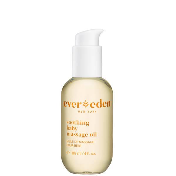 Evereden Soothing Baby Massage Oil 118ml