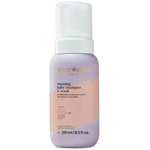 Evereden Foaming Baby Shampoo Fragrance Free 251ml