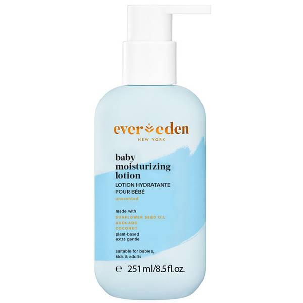 Evereden Baby Moisturising Lotion Fragrance Free 251ml