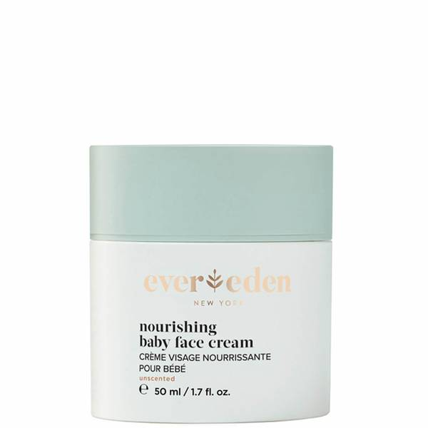 Evereden Nourishing Baby Face Cream Fragrance Free 50ml