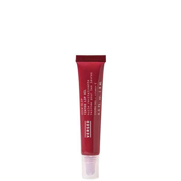 Versed Silk Slip Conditioning Tinted Lip Oil 9ml - Various Shades