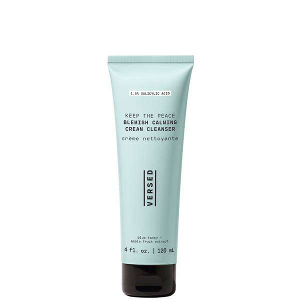 Versed Keep The Peace Blemish-Calming Cream Cleanser 120ml