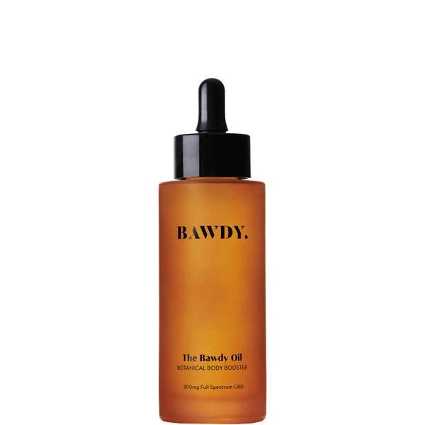 BAWDY The Bawdy Oil CBD and Botanical Blend 100ml