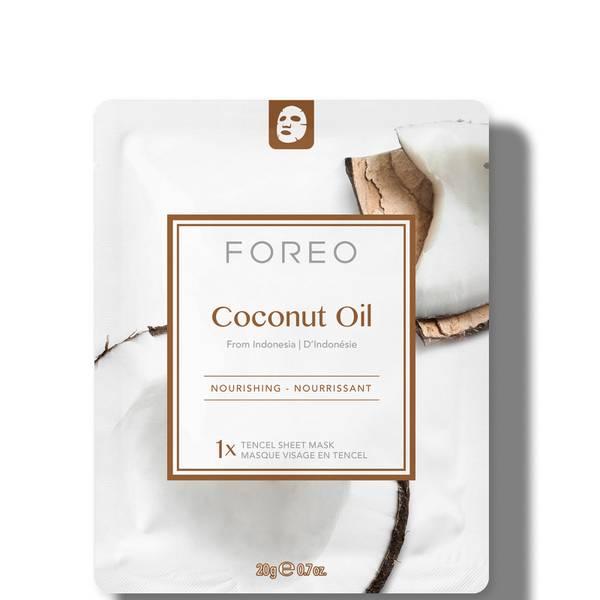 FOREO Coconut Oil Nourishing Sheet Mask (3 Pack)