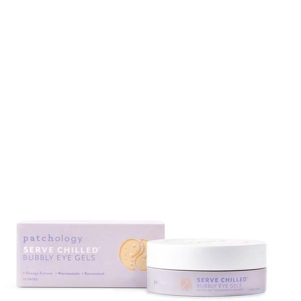 Patchology Serve Chill Bubbly Eye Gel (15 Pack)