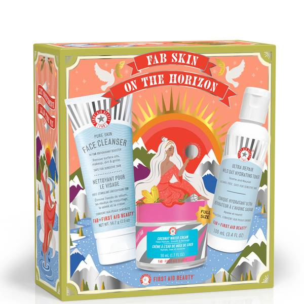 First Aid Beauty Skin On The Horizon Set