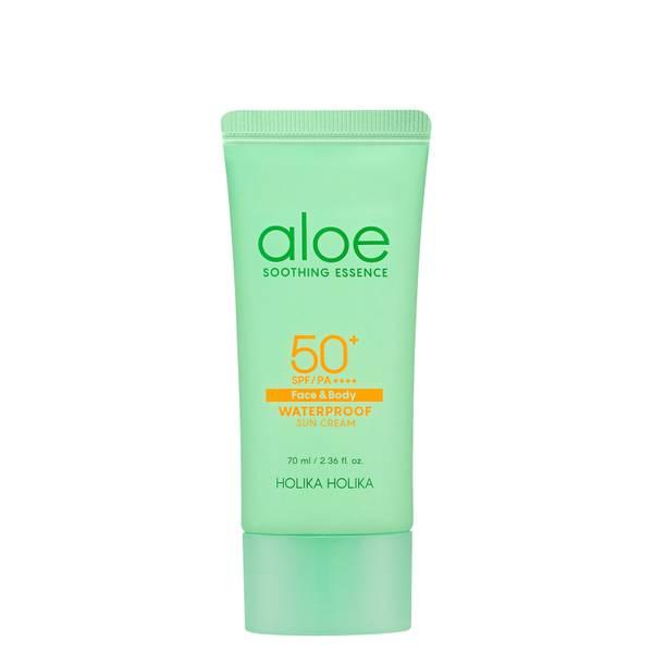 Holika Holika Aloe Soothing Essence Waterproof Sun Cream SPF50+