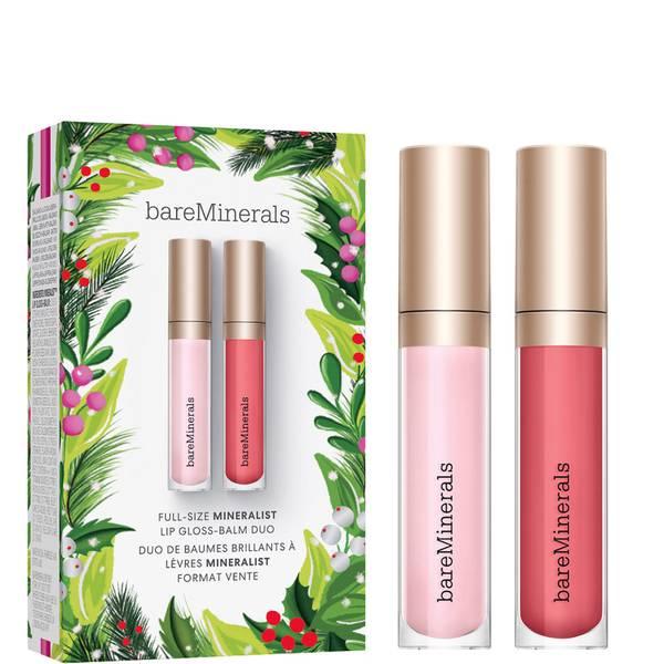 bareMinerals Mineralist Hydra-Smoothing Lipstick Trio
