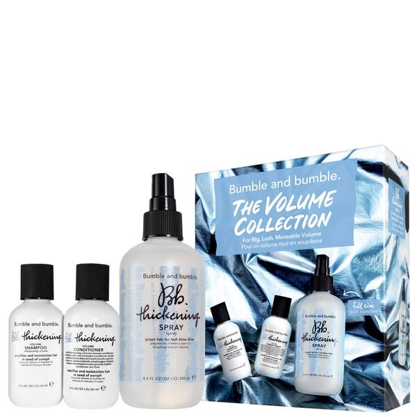 Bumble and bumble The Volume Collection