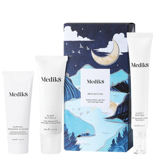 Medik8 Reflection Kit (Worth £82.00)