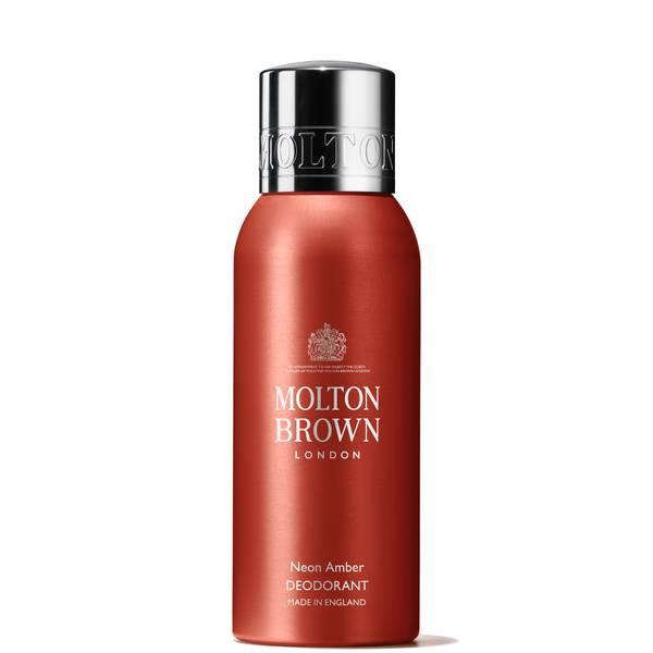 Molton Brown Neon Amber Spray Deodorant 150ml