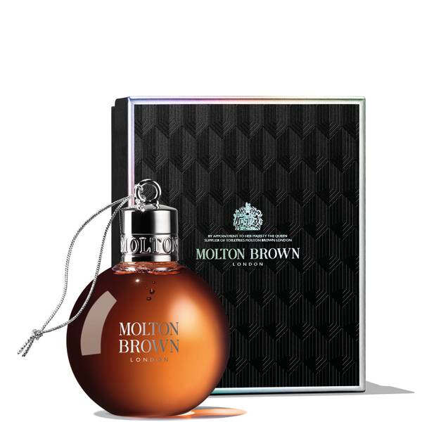 Molton Brown Re-Charge Black Pepper Festive Bauble 75ml
