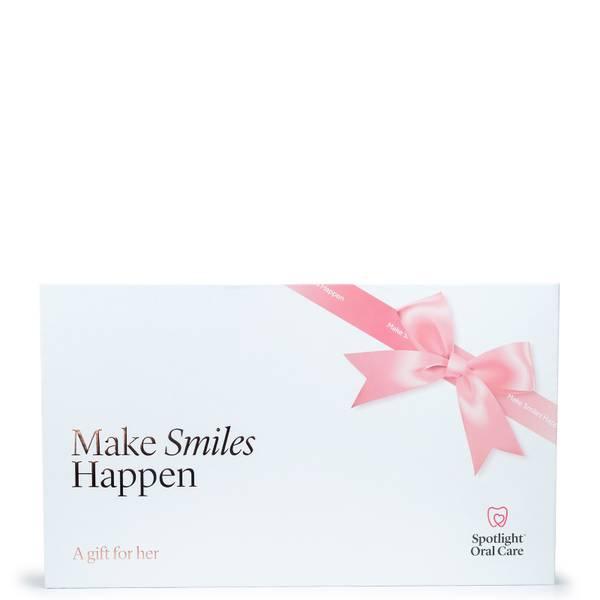 Spotlight Oral Care Make Smiles Happen Gift for Her