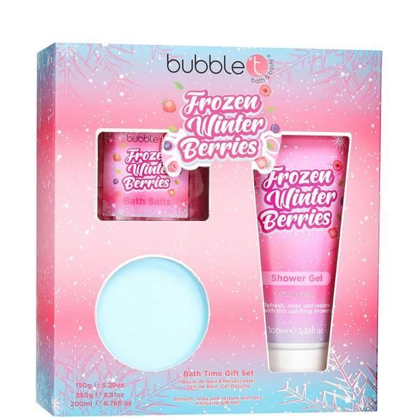 Caja de selección de bayas de invierno congeladas de Bubble T Cosmetics
