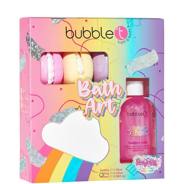 Regalo de Bubble T Cosmetics Bath Art Fizzer