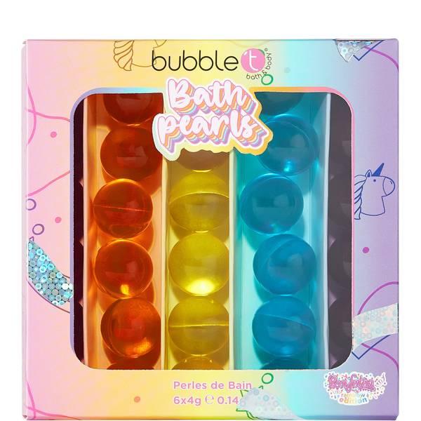 Set de perlas de baño Bubble T Cosmetics Rainbow