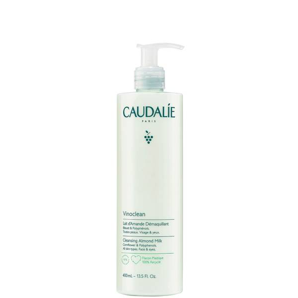 Caudalie Vinoclean Supersize Cleansing Almond Milk 400ml