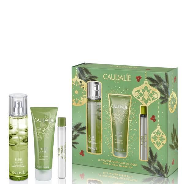 Caudalie Fleur De Vignes Fragrance and Body Trio Set