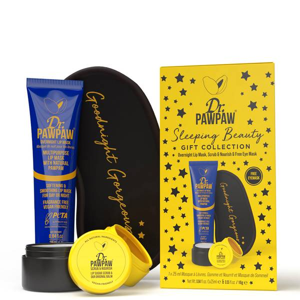 Dr. PAWPAW Christmas Sleeping Beauty Gift Collection