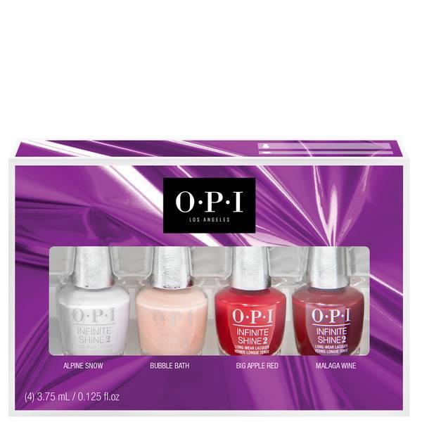 OPI Celebration Collection Coffret cadeau Infinite Shine Iconics
