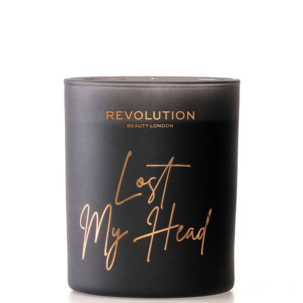 Revolution Home Lost My Head Scented Candle 10g