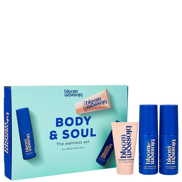 Bloom and Blossom Body and Soul - The Wellness Set