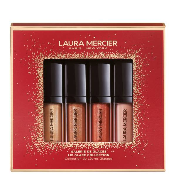 Laura Mercier Galerie De Glacé Lip Glacé kokoelma (arvoltaan £ 52,00)