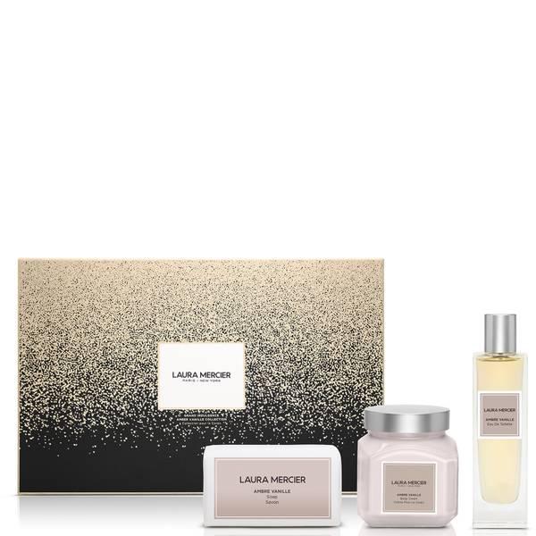Laura Mercier Grand Indulgence Ambre Vanille Collection (wartość £113.00)