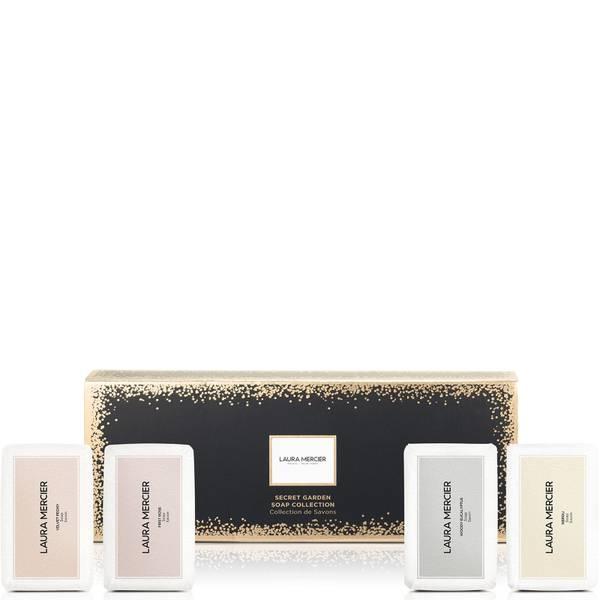 Laura Mercier Secret Garden Soap Collection Set