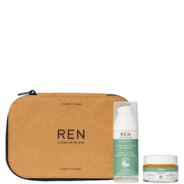 REN Clean Skincare All is Calm Set (Worth £80)