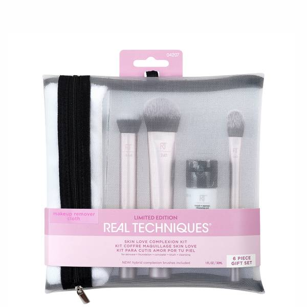 Real Techniques Skin Love Complexion Set
