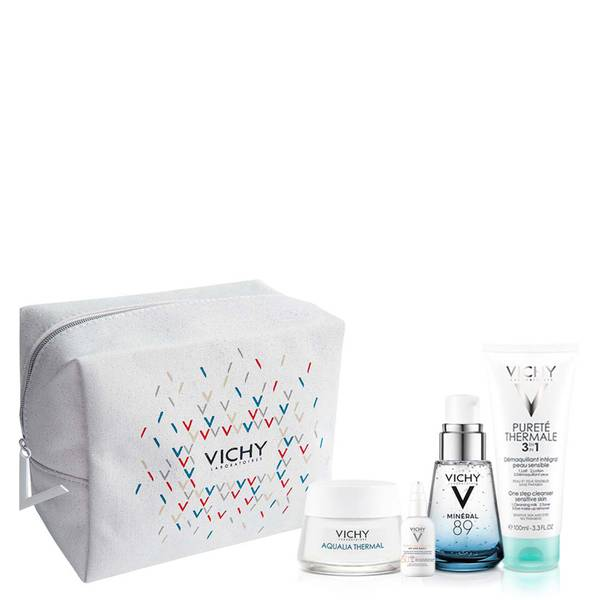 Vichy Minéral 89 Daily Hydrate and Protect Routine (Worth £29)