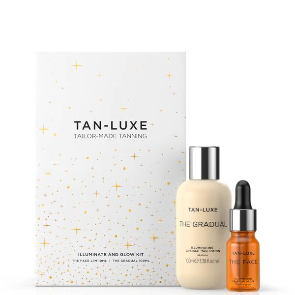 Tan-Luxe Illuminate and Glow