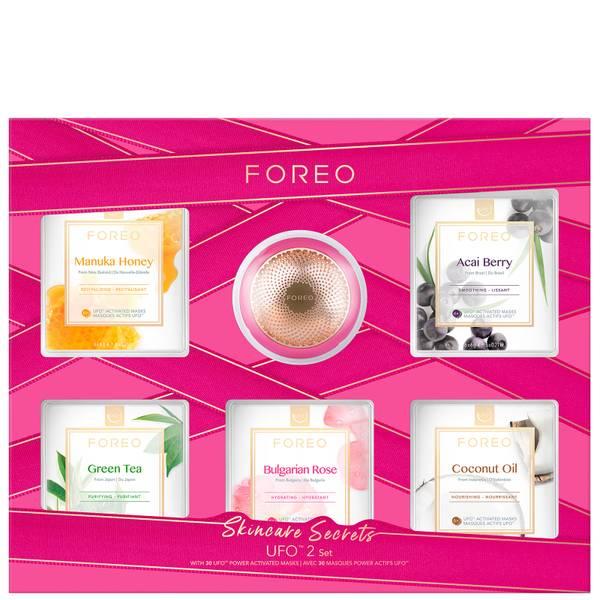 FOREO UFO 2 Skincare Secrets Gift Set