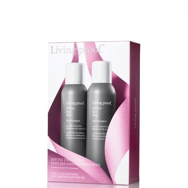 Living Proof PhD Dry Shampoo Duo (Worth £40)