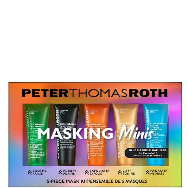 Peter Thomas Roth Masking Minis Kit - $35.00 Value